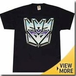 Transformers Decepticon Logo Shirt