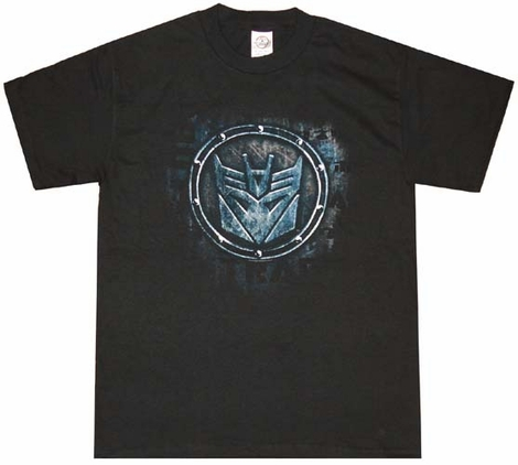 Transformers Decepticon Logo T-Shirt