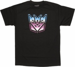 Transformers Decepticon Logo T Shirt
