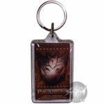 Transformers Decepticon Movie Keychain