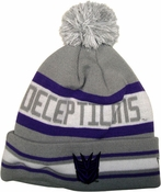 Transformers Decepticon Name Beanie