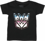 Transformers Decepticon Toddler T Shirt