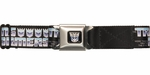 Transformers Decepticon Version Name Seatbelt Belt
