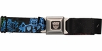 Transformers Grimlock Outline Seatbelt Belt