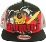 Transformers Grimlock Sublimated 9FIFTY Hat