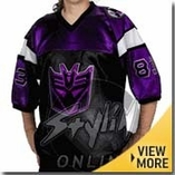 Transformers Jersey