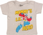 Transformers Lil Hero Toddler T Shirt
