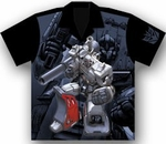 Transformers Megatron Club Shirt