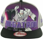 Transformers Megatron Sublimated 9FIFTY Hat