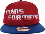 Transformers Name Autobot Hat