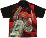 Transformers Optimus Club Shirt