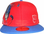Transformers Optimus Hat