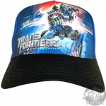 Transformers Optimus Movie Youth Hat