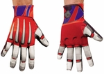 Transformers Optimus Prime Adult Costume Gloves
