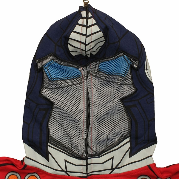 Transformers Optimus Prime Costume Hoodie
