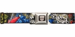Transformers Optimus Prime Pointing Seatbelt Belt