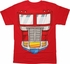 Transformers Optimus Prime T Shirt