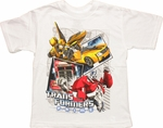 Transformers Prime Autobot Duo Stack Juvenile T Shirt