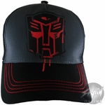 Transformers Spray Youth Hat