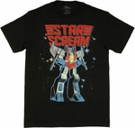 Transformers Starscream T Shirt