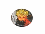 Trigun Vash Button