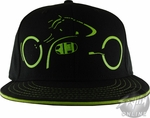Tron Bike Hat