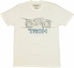 Tron Legacy T Shirt Sheer
