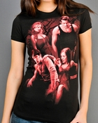 True Blood Group Baby Tee