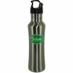 True Blood Merlottes Metal Water Bottle