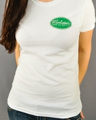 True Blood Merlottes Uniform Baby Tee