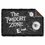 Twilight Zone Another Dimension Throw Blanket