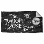 Twilight Zone Another Dimension Towel