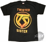 Twisted Sister Rivets T-Shirt