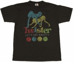 Twister Knotty T-Shirt Sheer