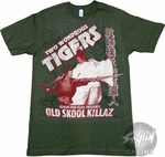 Two Wondrous Tigers Killaz T-Shirt Sheer