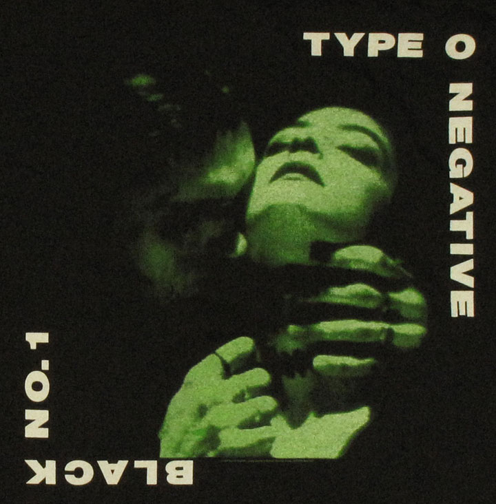Type O Negative Black ...