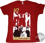 U2 Unforgettable T-Shirt Sheer