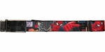 Ultimate Spiderman City Swing Wrap Mesh Belt