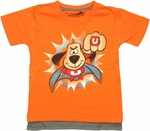 Underdog Cape Toddler T Shirt