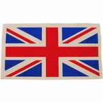 Union Jack Flag Cloth Patch