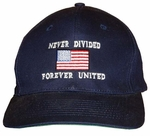USA Never Divided Hat