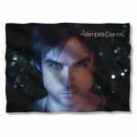 Vampire Diaries Damon Eyes Pillow Case