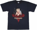 Van Halen Smoking Angel T-Shirt