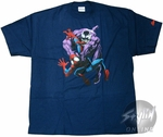 Venom Choke Spiderman T-Shirt