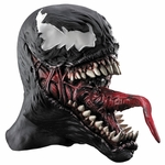 Venom Full Head Vinyl Mask
