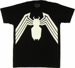 Venom Suit T Shirt Sheer