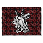 Voice Team Blake Pillow Case