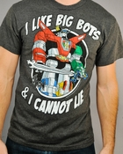 Voltron Big Bots T Shirt