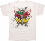 Voltron Crossed T-Shirt