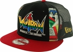 Voltron Dye Slice Mesh 9FIFTY Hat
